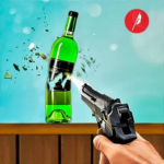 Real Bottle Shooting Free Games: 3D Shooting Games 20.6.0.1 (Mod Unlimited Money)