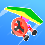Road Glider – Incredible Flying Game 1.0.27 (Mod Unlimited Money)