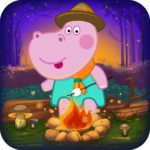 Scout adventures. Camping for kids 1.0.9 (Mod Unlimited Money)