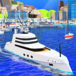 Sea Port: Cargo Ship & Town Build Tycoon Strategy 1.0.169      (Mod Unlimited Money)