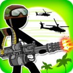Stickman Army : The Resistance 21 (Mod Unlimited Money)