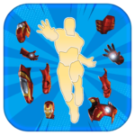 Superheroes Puzzles – Wooden Jigsaw Puzzles 1,5,33  (Mod Unlimited Money)