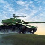 Tank Force: Modern Military Games 4.65 (Mod Unlimited Gold)