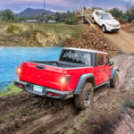 Very Tough Offroad Driving (Simulator) 4×4 1.0 (Mod Unlimited Money)