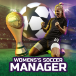 Women's Soccer Manager (WSM) – Football Management 1.0.48  (Mod Unlimited Money)