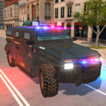 American Police Car Driving: Offline Games No Wifi 1.8  (Mod Unlimited Money)