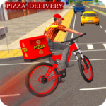 BMX Bicycle Pizza Delivery Boy 2019 2.0 (Mod Unlimited Money)
