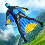 Base Jump Wing Suit Flying 1.3 (Mod Remove ads)