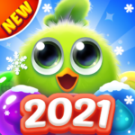 Bubble Wings: offline bubble shooter games 3.0.2 (Mod Unlimited Saving coin)