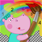 Color by Number for Kids 1.2.5 (Mod Unlimited Money)