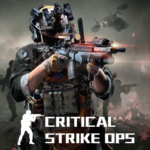 Critical Strike Ops – FPS 3D shooting Game 2.0.9 (Mod Unlimited Money)