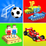 Cubic 2 3 4 Player Games 2.2 (Mod Unlimited Money)