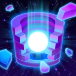 Dancing Helix: Colorful Twister 1.3.1 (Mod Unlimited Money)