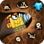 Digger Machine: dig and find minerals 2.7.6 (Mod Unlimited Money)