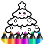 Drawing for Kids Learning Games for Toddlers age 3 3.0.2.6  (Mod Unlimited Money)