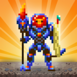Dunidle: 8-Bit AFK Idle RPG Dungeon Crawler Games 6.3.6  (Mod Unlimited Money)
