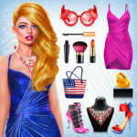 Fashion Games – Dress up Games, Stylist Girl Games 1.8 (Mod Unlimited Money)