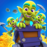 Gold and Goblins: Idle Miner 1.6.0 (Mod Unlimited Gems)
