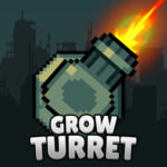 Grow Turret – Idle Clicker Defense 7.7.0  (Mod Unlimited Money)