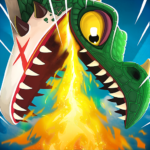 Hungry Dragon 3.14  (Mod Unlimited Money)