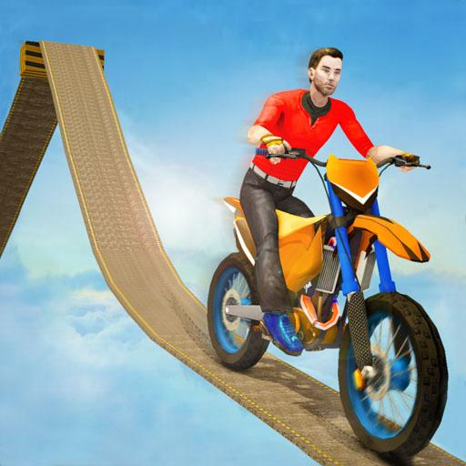 Impossible Bike Track Stunt Games 2021: Free Games 2.0.02 (Mod Unlimited Money)