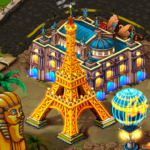 Magica Travel Agency – Match 3 Puzzle Game 1.3.0 (Mod Unlimited Money)