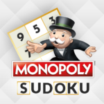Monopoly Sudoku – Complete puzzles & own it all!  (Mod Unlimited Money)1.4.8