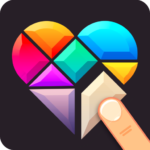 Polygrams – Tangram Puzzle Games 1.1.46 (Mod Unlimited Money)