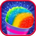 Snow Rainbow Ice Cone Maker: Icy Candy fun 1.0.9 (Mod Unlimited Money)