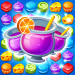 Sweet Monster™ Friends Match 3 Puzzle | Swap Candy 1.3.2 (Mod Unlimited Money)