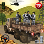 US Army Truck Driving 2018: Real Military Truck 3D 1.0.9 (Mod Unlimited Money)