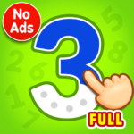 123 Numbers – Count & Tracing 1.4.4 (Mod Unlimited Money)