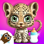 Baby Jungle Animal Hair Salon – Pet Style Makeover 4.0.10006 (Mod Unlimited Money)