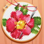CROSS-STITCH: COLORING BOOK 0.200.526 (Mod Unlimited Money)