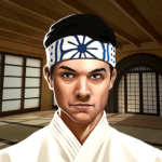 Cobra Kai: Card Fighter Varies with device (Mod Unlimited Money)