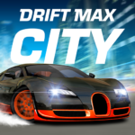 Drift Max City 2.87 (Mod Unlimited Coins)