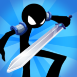 Idle Stickman Heroes: Monster Age 1.0.25  (Mod Unlimited Money)
