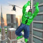 Incredible City Monster Hero Survival 3.9  (Mod Unlimited Money)