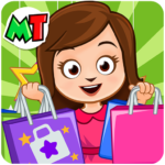 My Town: Shopping Mall – Shop & Dress Up Girl Game 1.16 (Mod Unlimited Money)