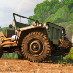 Offroad Jeep Driving & Racing stunts 2.3.5  (Mod Unlimited Money)
