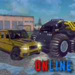 Offroad Simulator Online: 8×8 & 4×4 off road rally 4.00 (Mod Unlimited currency)