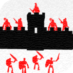One on one: Siege of castles – Offline strategy 42 (Mod Unlimited Money)