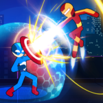 Stickman Fighter Infinity – Super Action Heroes 4.4.0 (Mod Unlimited coins)