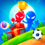 Stickman Party: 1 2 3 4 Player Games Free 2.0.3 (Mod Unlimited Money)