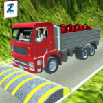 3D Truck Driving Simulator – Real Driving Games 2.0.046 (Mod Unlimited Money)