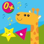 Animals first words, game for toddlers from 1 year 1.5 (Mod Unlimited Money)