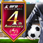 BFB Champions 2.0 ~Football Club Manager~ 4.1.0 (Mod Unlimited Money)