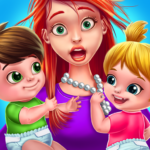 Babysitter First Day Mania – Baby Care Crazy Time 1.1.0 (Mod Unlimited Money)