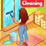Big Home Cleanup and Wash : House Cleaning Game 3.0.6 (Mod Unlimited Money)