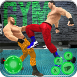 Bodybuilder Fighting Games: Gym Trainers Fight 1.3.5  (Mod Unlimited Money)